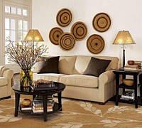 Коричневый цвет в интерьере, влияние и значение коричневого цвета
