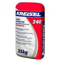 Клеевая смесь для армирования МВ плит Крайзель (Kreisel) 240, 25 кг