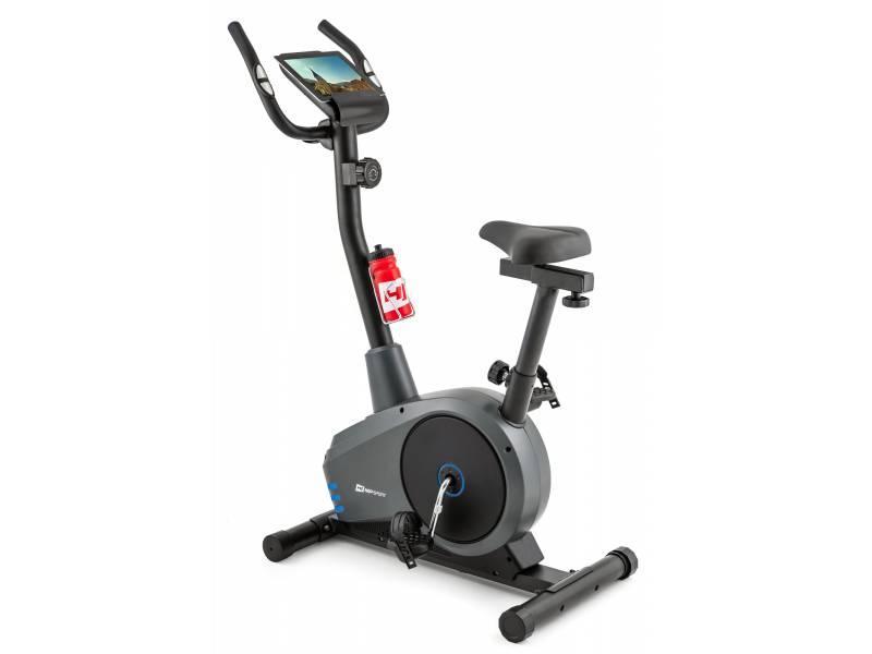 Велотренажер Hop-Sport HS-2080 Spark Gray/Blue 2018