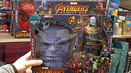 Игровой набор супергерой Танос (Thanos) Marvel код 83816 герои+маска