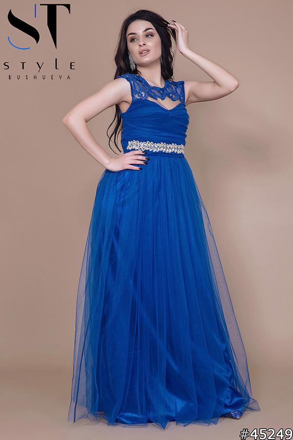 3684f23513ce2e6 Длинное вечернее платье с пышной юбкой (р.42-46), цена 808,80 грн ...