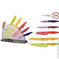 Набор кухоных ножей Rainbow(Maestro) MR-1427