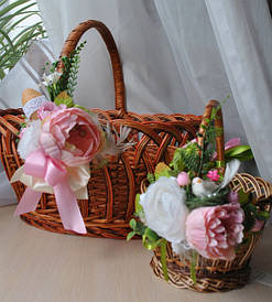 Пасхальные корзины, Пасхальный декор и украшения