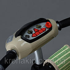 Велосипед Best Trike 3-х колёсный 698  БЕЖЕВЫЙ, фото 3