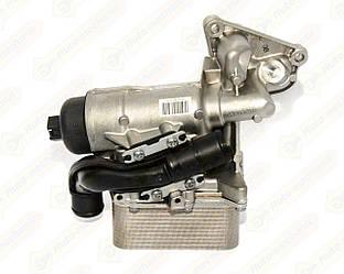 Корпус масляного охладителя и фильтра на Renault Trafic II 2011->14, 2.0dCi — Renault (Оригинал) - 8201005241