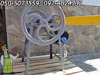 Мини соломорезка на 4 ножа (2,2 кВт/220 В), фото 1