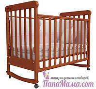 Кроватки для новорожденных Верес Соня ЛД 12 ольха