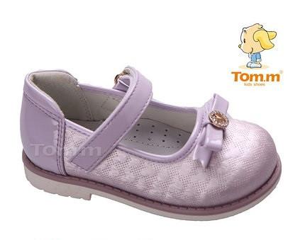 Нарядные туфельки для девочки  Tom.m размер 23-14.8 см.