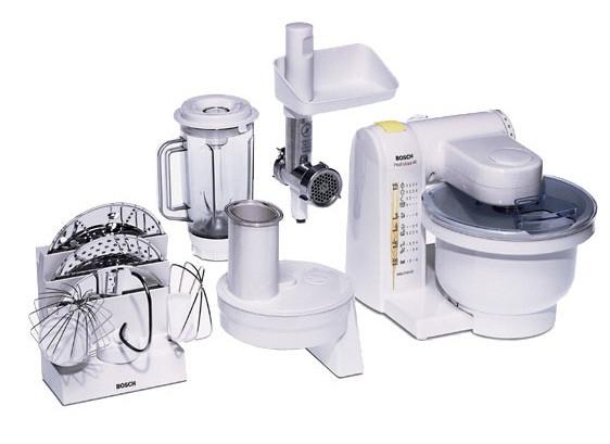 Кухонный комбайн Bosch MUM4655 [550W]