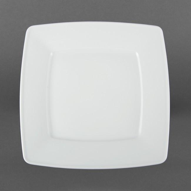 Тарелка квадратная подставная Lubiana Victoria 260х260 мм (2736)