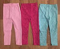 Лосины для девочек оптом, S&D, 128-158 см,  № HH-96, фото 1