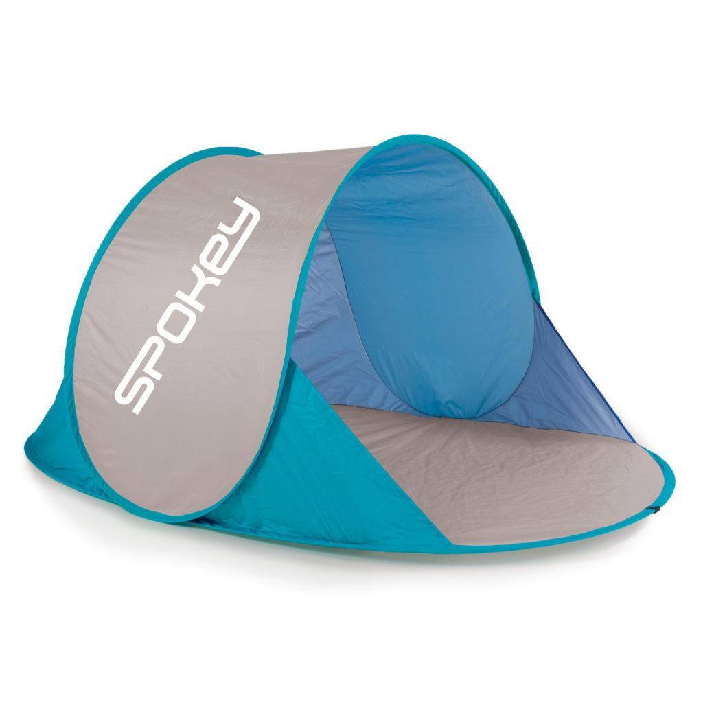 Палатка пляжная Spokey Nimbus 924999 (original) 190x120x88 см, тент, навес