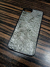 Чехол для Iphone 8+, (STONE). Color: GreeBlack IPhone