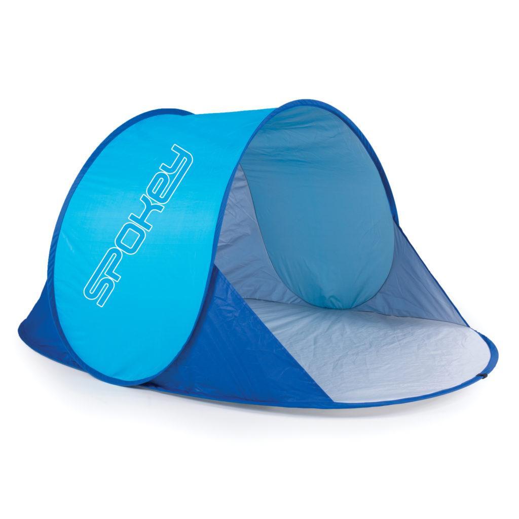 Палатка пляжная Spokey Nimbus 839623 (original) 190x120x88 см, тент, навес