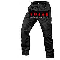 """Летние тактические брюки """"ALPHA PRO"""" BLACK"""