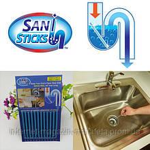 Палочки для тщательной очистки водосточных труб Sani Sticks