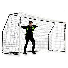 Футбольные ворота (жесткие) QUICKPLAY MATCH FOLD - 3,7 х 1,8 м., фото 3