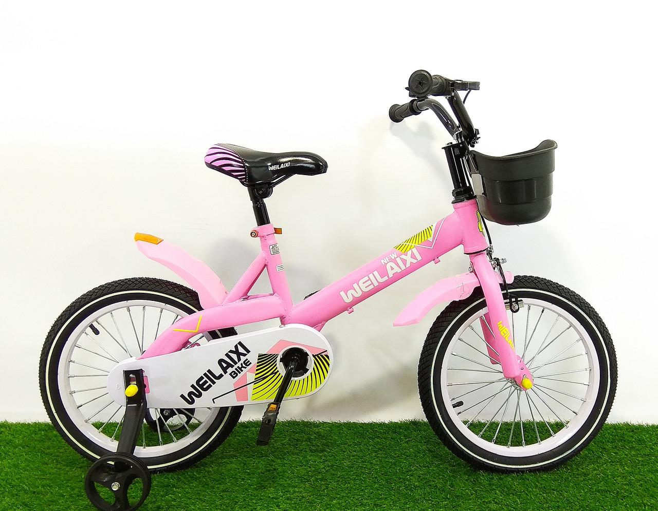 """Детский велосипед 876 16"""""""