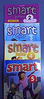 Учебная литература по английскому языку Smart Junior(Student's book+Workbook)