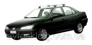 Стекло лобовое, заднее, боковые для Peugeot 406 (Седан, Комби) (1995-2004)
