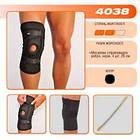 Бандаж для фіксації колінної чашечки неопреновий, фото 4