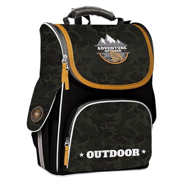 Рюкзак шкільний каркасний GO18-5001S-30