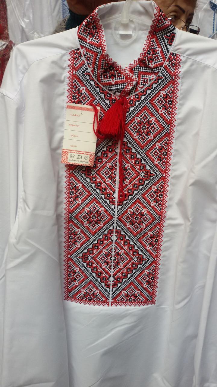 Мужская вышиванка крестиком - Купить платье, женская одежда NATALI в Хмельницком
