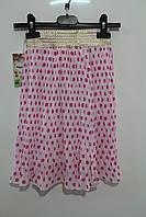 Шифоновая юбка для девочек 4- 6 лет
