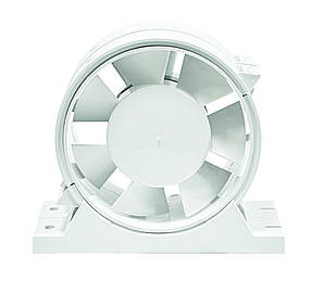 Вентилятор осевой, канальный, приточно-вытяжной, PRO 4, D 100 мм, Эра (60-600) шт.