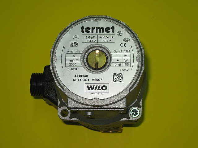 Насос (реверсивный) Termet MiniMax, фото 1
