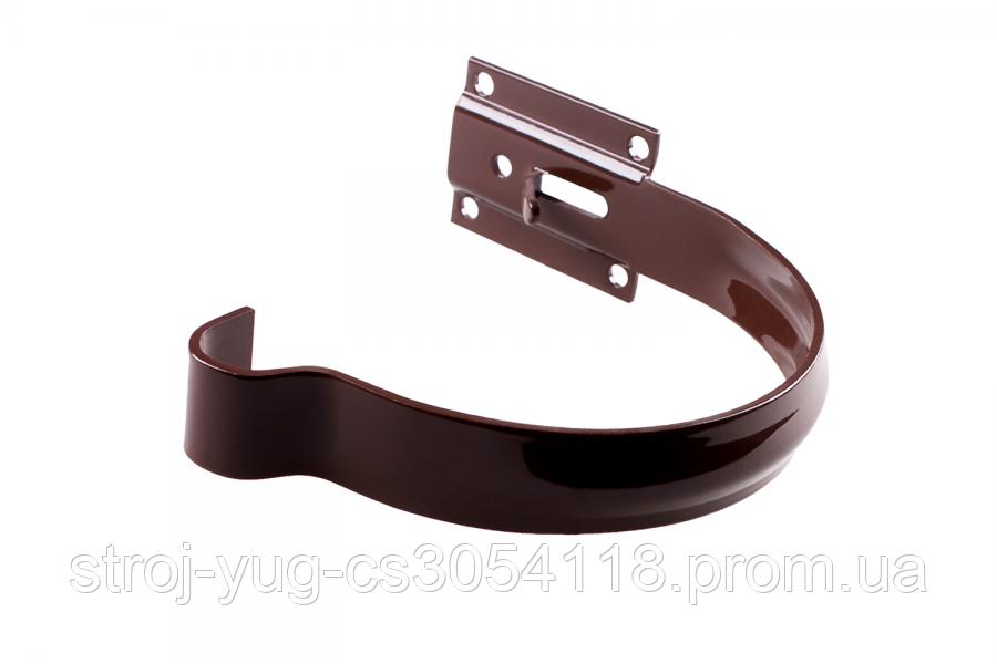 Держак ринви Profil метал. малий 130 коричневий