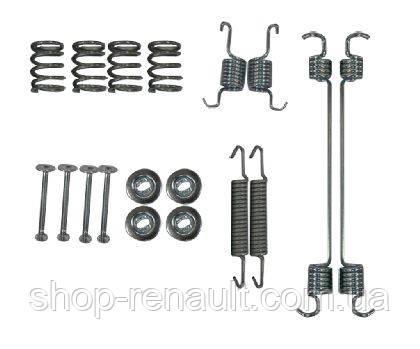 Пружинки задних колодок (к-т) ASAM 01341 Logan,MCV,VAN,Sandero 180х32