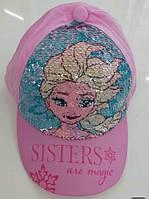 Кепка для девочек Disney, 52-54 см. {есть:54}