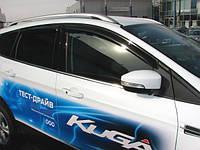 Дефлекторы окон (ветровики) FORD KUGA 2013-