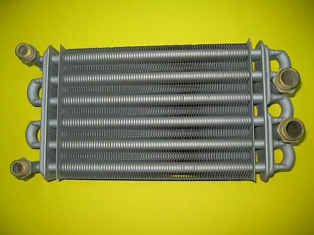 Теплообменник битермический Termet MiniTerm turbo
