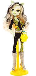 Кукла Монстер Хай Френки монстрические мутации Фрики Фьюжн Freaky Fusion Frankie Stein фрэнки