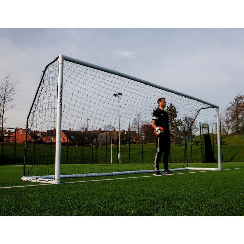 Футбольные ворота (жесткие) QUICKPLAY MATCH FOLD - 5 х 2 м.