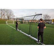 Футбольные ворота (жесткие) QUICKPLAY MATCH FOLD - 5 х 2 м., фото 3