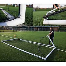 Футбольные ворота (жесткие) QUICKPLAY MATCH FOLD - 5 х 2 м., фото 2