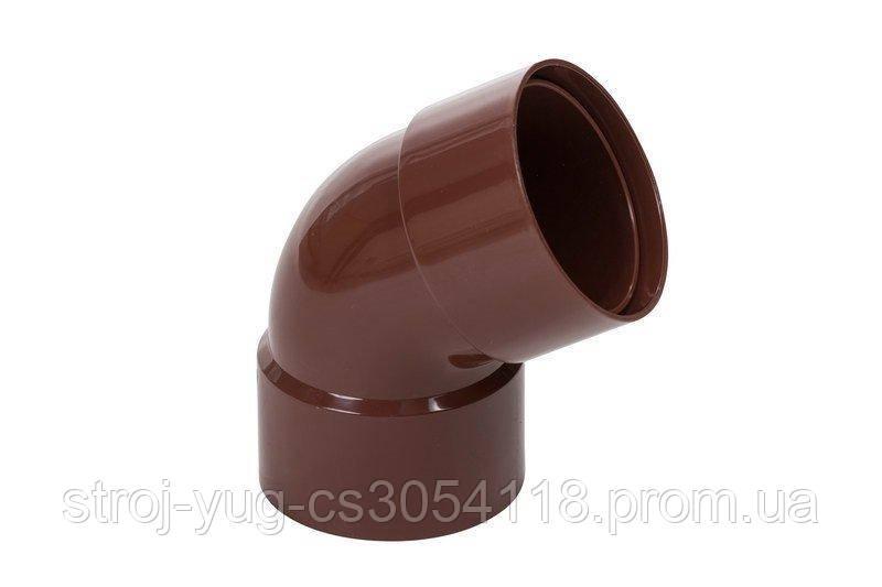 Коліно дворострубне Profil 75 коричневе