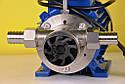 Импеллерный насос T25 - 2.2 м3/ч, 220В, фото 7