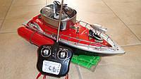 Радиоправляемый кораблик для рыбалки и доставки прикормки Торнадо 3