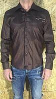 Рубашка мужская  р:48-52
