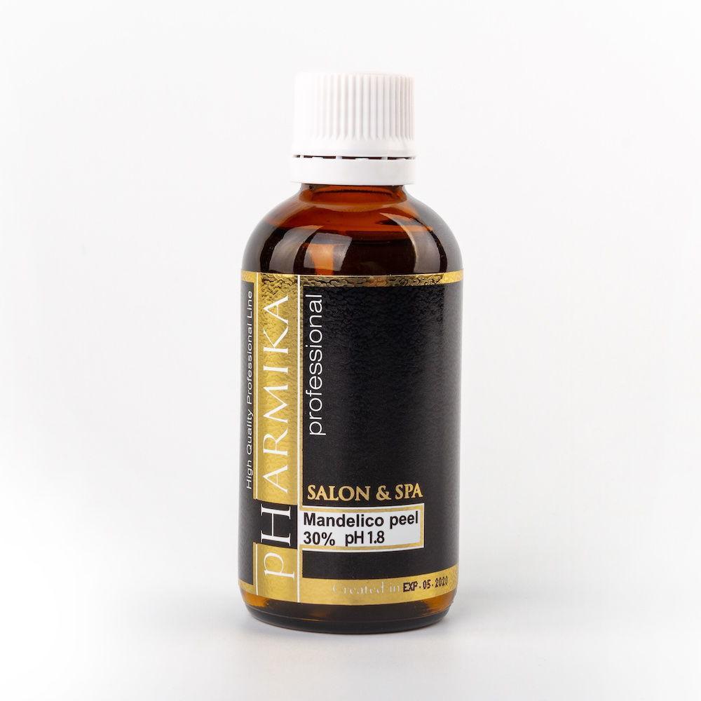 Миндальный пилинг 30% pH 1,8 - Mandelico peel 30% pHarmika 50 мл