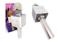 Портативный Беcпроводной Bluetooth караоке микрофон Q7, фото 1