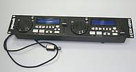 Плеер Gemini CDX-02G Professional Dual Deck Karaoke(только панель), фото 1