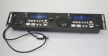 Плеєр Gemini CDX-02G Professional Dual Deck Karaoke(тільки панель)