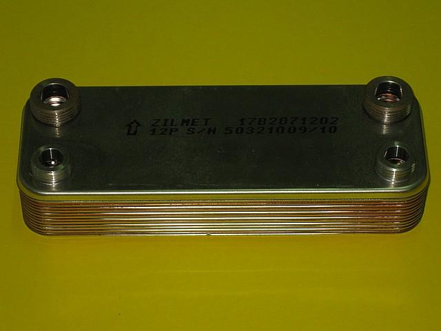 Теплообменник вторичный Termet MiniMax