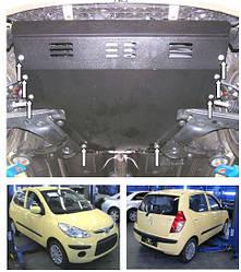 Защита двигателя и кпп,радиатора Hyundai I-10 2007-2014