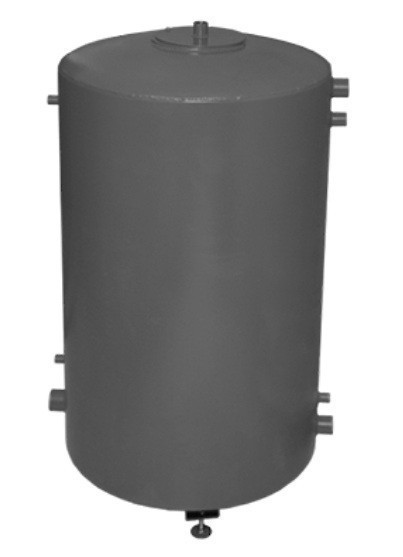 Теплоаккумуляторы Termico 790л (без изоляции)